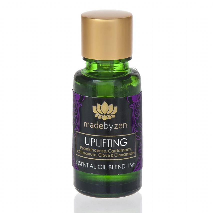 UPLIFTING Purity Range - Scented Essential Oil Blend Made By Zen 15ml